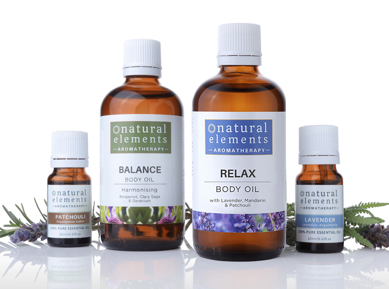 Body & Carrier Oils – Natural Elements Aromatherapy